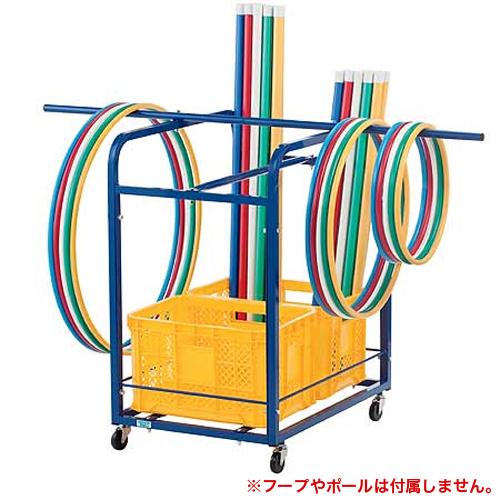 ★新品★ 新体操キャリー 収納 ラック 保管庫 用具 S-9448