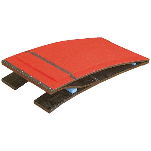 ロイター板 踏切板 体操 跳び箱 授業 体育館 S-9484 ルキット オフィス家具 インテリア