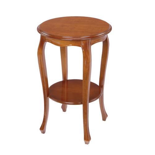 コンソールテーブル 送料無料 木製テーブル 猫脚テーブル アンティーク調 丸型テーブル 飾り台 花台 高級 玄関 ロビー 飲食店 インテリア SAMH-5211