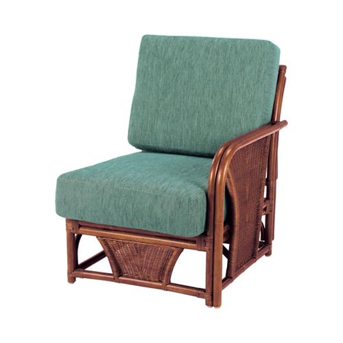 【4月9日20:00~16日1:59まで最大1万円OFFクーポン配布】 応接椅子 布張り 肘付きチェア 一人用 軽応接 籐チェア 応接用 来客用 チェア イス おしゃれ A-600-3D LOOKIT オフィス家具 インテリア