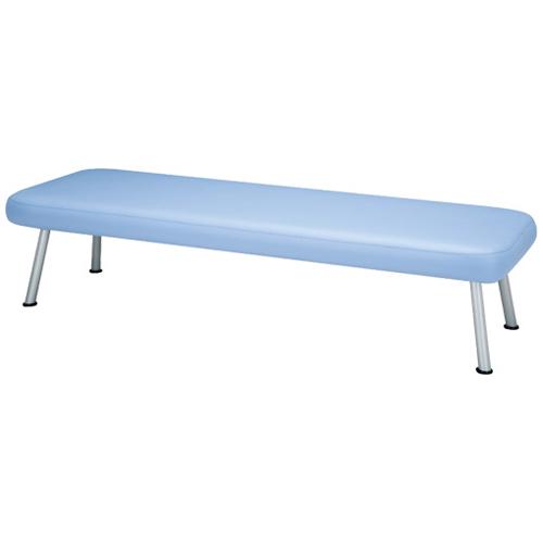 ロビーチェア 背なし 3人掛け 長椅子 待合室用チェア ベンチ ビニールレザー 3人用 肘なしチェア 病院 待合室 ロビー 施設 MBC-1750