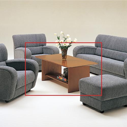 ★38%OFF★ 応接テーブル センターテーブル ローテーブル つくえ テーブル 木製テーブル 応接室 役員室 T-2700 LOOKIT オフィス家具 インテリア