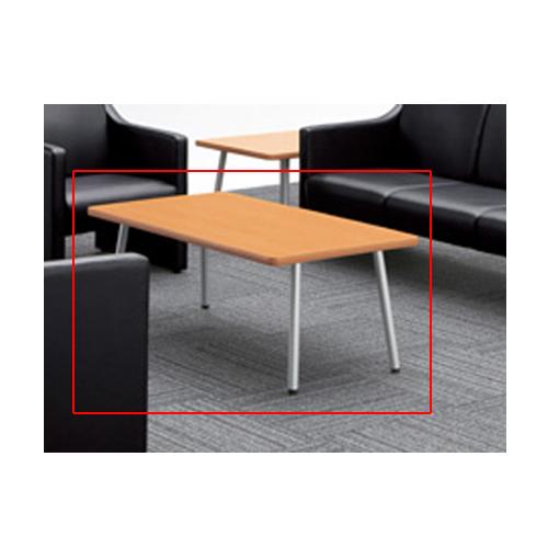 応接テーブル センターテーブル ソファーテーブル 机 応接家具 オフィス家具 スチール脚 応接室 役員室 TCT-1160C