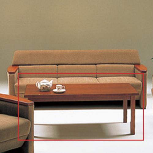 応接テーブル センターテーブル ローテーブル つくえ テーブル 木製テーブル 応接室 役員室 重厚 TNC-126T ルキット オフィス家具 インテリア