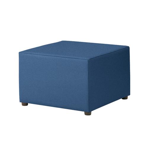 ロビーチェア 背なし 1人掛け ビニールレザー張り システムソファ ラウンジチェア スツールソファ コーナーチェア 1人用 組合せ WEAVE-S