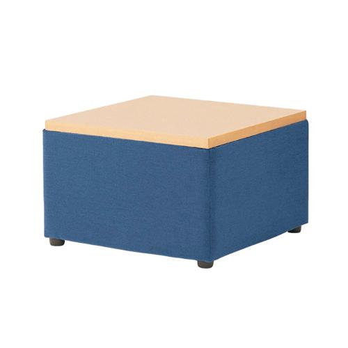 ロビーチェア テーブル付き 天板付ソファ システムソファ テーブルトップソファ ロビーチェアー コーナーテーブル サイドテーブル WEAVE-T1 ルキット オフィス家具 インテリア