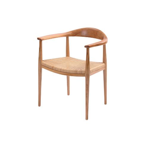 ダイニングチェア ラタン アイデンティティー いす イス 椅子 オシャレ ラタン パーソナルチェア 肘付き 籐家具 食卓椅子 アームチェア ナチュラル C300WX7