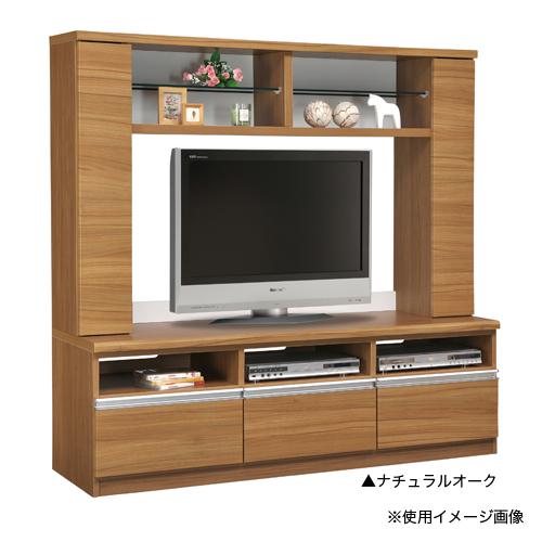 テレビ台 壁面タイプ 送料無料 リビングボード テレビラック テレビボード リビング収納 飾り棚 収納ラック アトス 155TVボード ATOS-155TV