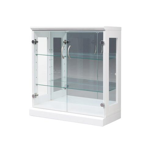 コレクションラック 送料無料 ライトなしタイプ コレクションボード ディスプレイラック 飾り棚 リビング収納 おしゃれ ビーム(L)BEAM-CRL