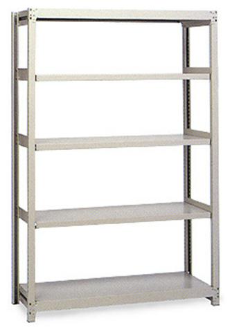 中軽量ラック 2LH-4430-4 オフィス収納 収納棚 ルキット オフィス家具 インテリア