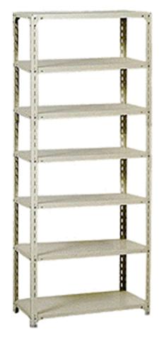 【最大1万円クーポン5/16 2時まで】軽量ラック A-8630 倉庫ラック オープン書庫 書棚