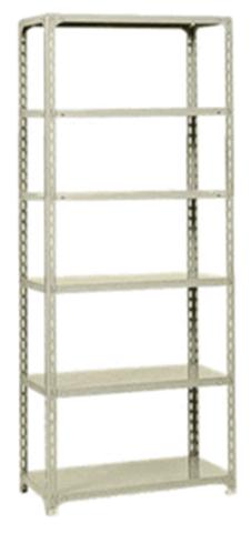 軽量ラック A-7545 陳列棚 在庫 商品置き場 鉄棚