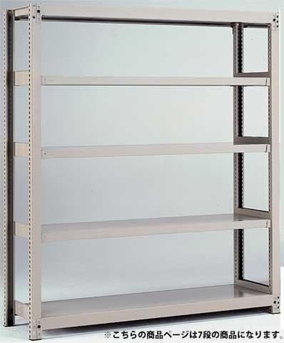 【最大1万円クーポン5/16 2時まで】中量ラック 3MH-8575-7 オフィス オープン書庫 棚