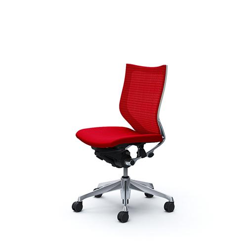 バロン チェア オカムラ オフィスチェア 岡村製作所 メッシュチェア ローバック パソコンチェア デスクチェア オフィス シンプル 椅子 CP33BW 送料無料