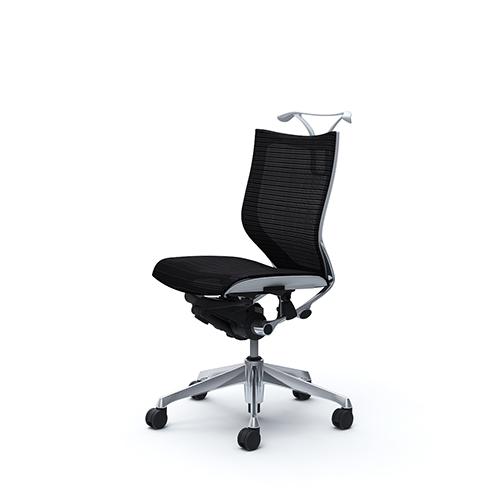 バロン チェア オカムラ オフィスチェア 岡村製作所 メッシュチェア ローバック パソコンチェア デスクチェア オフィス シンプル 椅子 CP34AW 送料無料