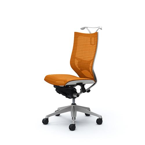 バロン チェア オカムラ オフィスチェア 岡村製作所 キャスター付き 回転椅子 ハイバックチェア パソコンチェア デスクチェア シンプル CP36CZ 送料無料