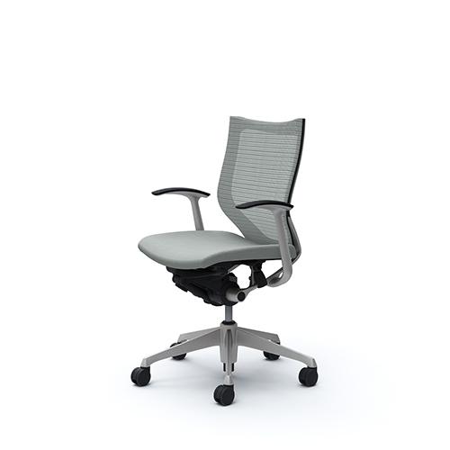 バロン チェア オカムラ オフィスチェア 岡村製作所 イス 椅子 キャスター付き 肘掛け パソコンチェア オフィスチェア オフィス家具 CP43DR 送料無料
