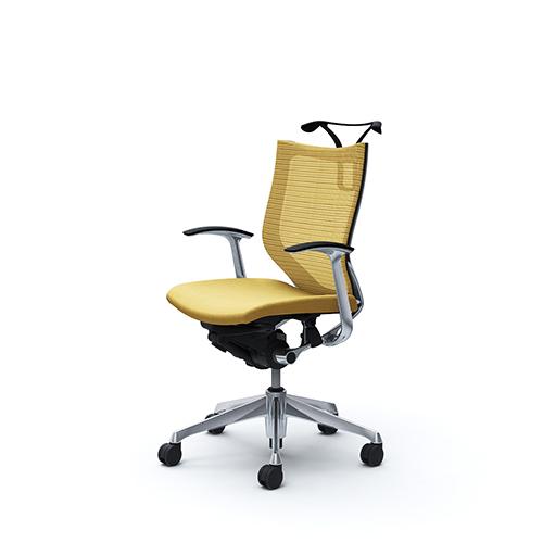 バロン チェア オカムラ オフィスチェア 岡村製作所 デスクチェア オフィス家具 椅子 キャスター付き イス 回転椅子 パソコンチェア CP44BR 送料無料