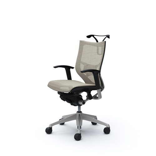 バロン チェア オカムラ オフィスチェア 岡村製作所 メッシュチェア ローバック パソコンチェア デスクチェア オフィス シンプル 椅子 CP84CS 送料無料