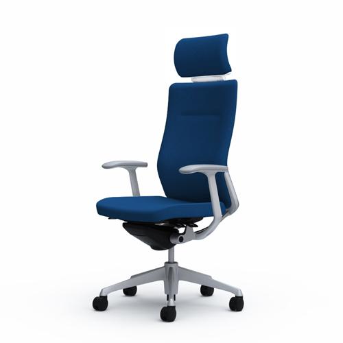 コーラル チェア オカムラ 送料無料 布張りハイバックチェア オフィスチェア パソコンチェア 会議室チェア オフィス家具 会社 事務所 CQ4CGW-FS