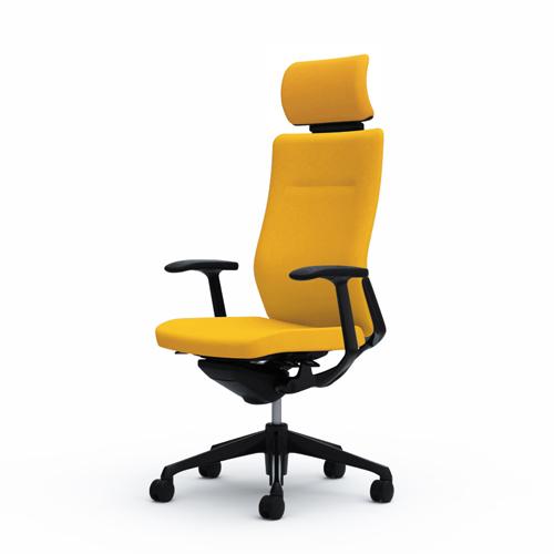 コーラル チェア オカムラ 送料無料 布張りチェア デスクチェア オフィスチェア パソコンチェア オフィス家具 事務所 椅子 CQ4CMR-FS