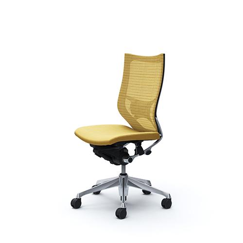 バロン チェア オカムラ オフィスチェア 岡村製作所 パソコンチェア デスクチェア キャスター付き ひじ無し ハイバックチェア 椅子 イス CP35BS 送料無料