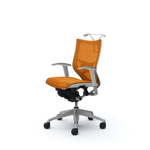 バロン チェア オカムラ オフィスチェア 岡村製作所 メッシュチェア ローバック パソコンチェア デスクチェア オフィス シンプル 椅子 CP84CZ 送料無料
