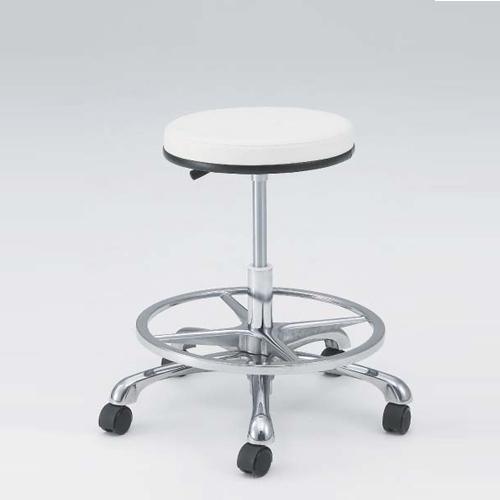 クリーンルームチェア オカムラ 送料無料 作業椅子 クリーンブースチェア スツール 作業用チェア 岡村製作所 病院 工場用家具 導電チェア 2661ZS-PB19