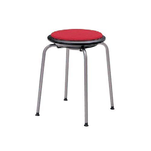 スツール 送料無料 回転スツール 回転いす 丸椅子 背なしチェア 肘なしチェア スタッキングチェア 教育施設 福祉施設 集会所 店舗用品 オフィス家具 8110GF-FSN