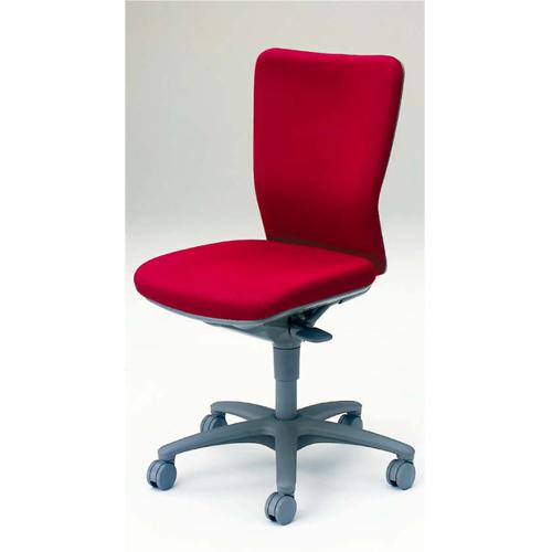 カロッツァ チェア オカムラ 送料無料 肘なしチェア ハイバック 布張りチェア デスクチェア ミーティングチェア オフィス家具 事務椅子 CK35GR-FS