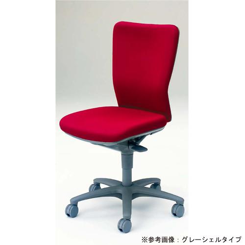 カロッツァ チェア オカムラ 送料無料 ブラックシェル 肘なしチェア 布張りチェア ハイバック オフィスチェア デスクチェア 事務椅子 会社 オフィス CK35ZR-FS