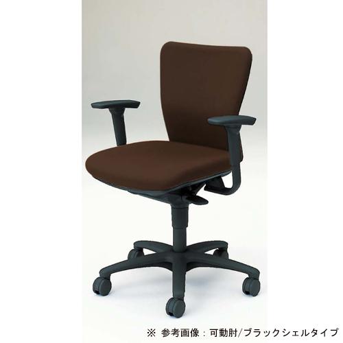 カロッツァ チェア オカムラ 送料無料 ローバック グレーシェル 肘付きチェア 布張りチェア オフィスチェア デスクチェア オフィス家具 CK93GR-FS