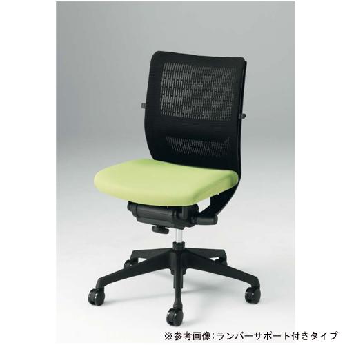ヴィスコンテ チェア オカムラ 送料無料 肘なしチェア メッシュチェア キャスター付きチェア オフィスチェア オフィス家具 会社 事務所 CW12ZA-F