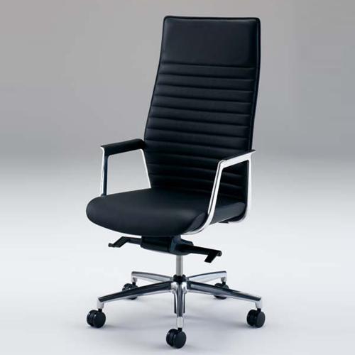 【全品P5倍6/10 13時~17時&最大1万円クーポン6/11 2時まで】フィルメ エグゼクティブチェア オカムラ 送料無料 ハイグレードチェア ミーティングチェア 役員椅子 エクストラハイバック デスクチェア L434FE-P794