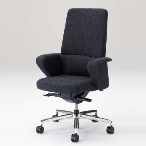 セフィーロ エグゼクティブチェア オカムラ 送料無料 重役椅子 役員チェア タスクチェア デスクチェア 岡村製作所 オフィスチェア PCチェア L435FH-FS