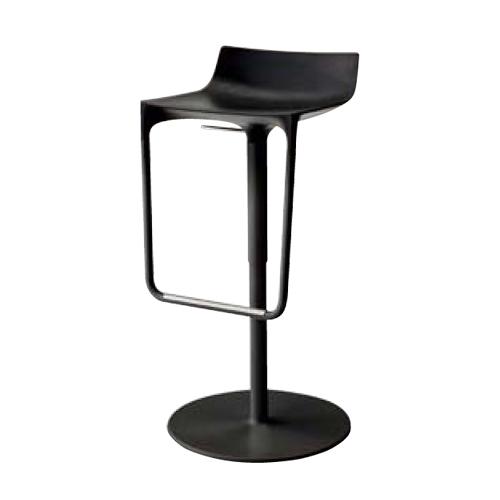 カウンターチェア 送料無料 ブラックシェル 塗装脚タイプ ハイチェア オフィス家具 店舗用品 飲食店 事務所 オフィスチェア 椅子 L678ZB-GB18