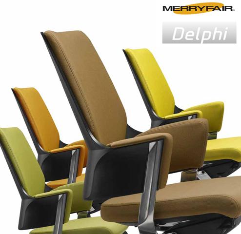 オフィスチェア DELPHI-MBF デルフィ リクライナー