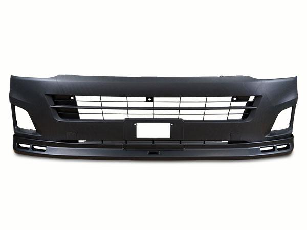 ハイエース 200系 3型 ワイドボディ用 フロントリップスポイラー H22.8~H25.12(SE60)