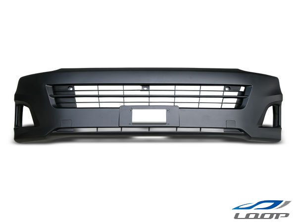 ハイエース 200系 3型 ワイドボディ用 フロントバンパー バンパーインナーグリル セット H22.8~H25.11