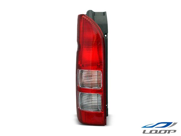 ハイエース 200系 レジアス スーパーGL 標準 ワイド テールランプ LED 助手席側 左 純正タイプ 国内即発送 H16~ ドレスアップ クリア L 全店販売中 レジアスエース