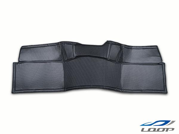 ハイエース 定番 200系 レジアス スーパーGL 標準 ワイド デッキカバー S-GL 3型 綾織カーボン調 6型対応 4型 標準ボディ H16~ 汚れ防止 初回限定 ドレスアップ リアデッキカバー S-GL専用