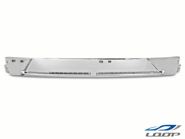 三菱ふそう トラック パーツ ジェネレーションキャンター ワイドボディ用 メッキワイパーパネル H14.7~H22.10