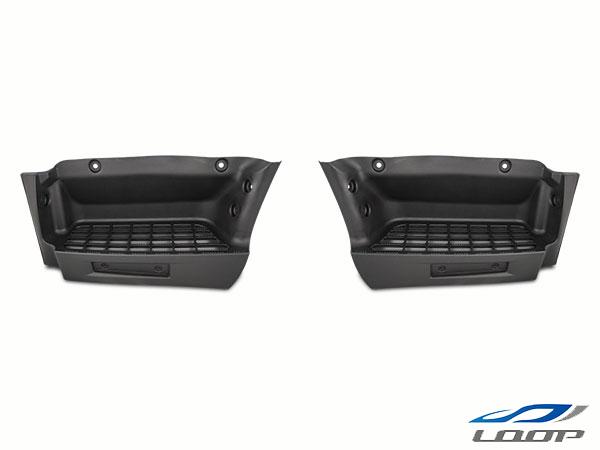 キャンター ステップ 三菱ふそう トラック パーツ ジェネレーションキャンター ワイドボディ用 サイドステッププレート 左右セット H14.7~H22.10