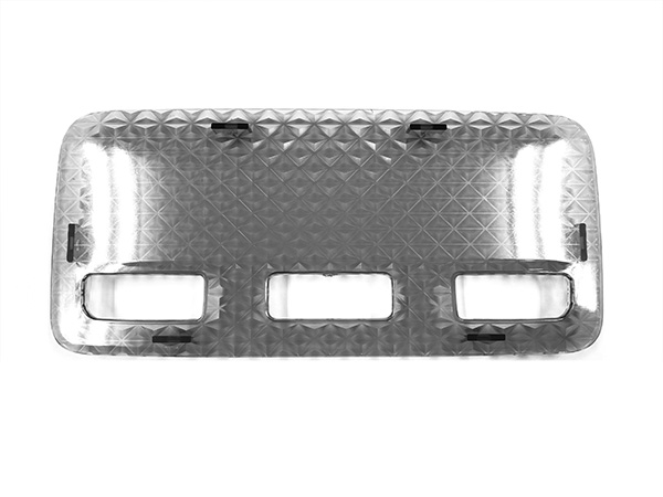 ルームランプ カバー ドレスアップ カスタマイズ クリスタル 売却 トヨタ アクア 1点 レンズ NHP10 ルームランプカバー スモーク 商品