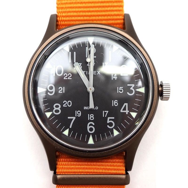 未使用品 高品質新品 TIMEX タイメックス MK1 一部予約 アルミニウム 腕時計 クオーツ E01353 TW2T10200 2WL NCW1 HM R303W2