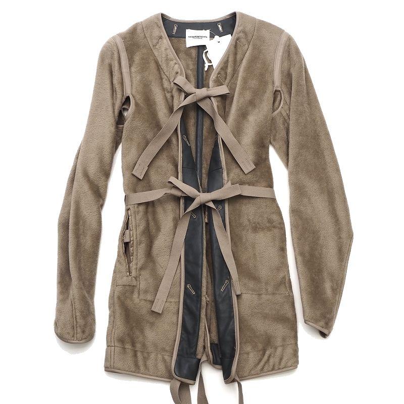 新品 TAKAHIROMIYASHITA The SoloIst ソロイスト blanket jacket -long- ジャケット 46 SYM 全店販売中 AJUN01 K01316 コート シルクブランケット メンズ ベージュ HM 大特価 定価178092円 5GHA
