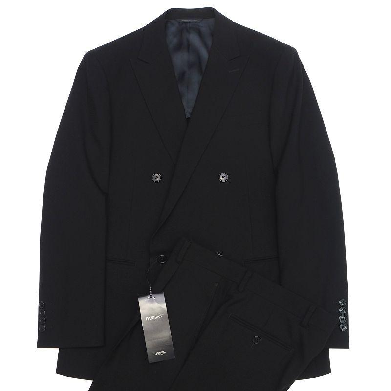 新品 予約販売品 D'URBAN 2020モデル Wスーツ サイズ:AB6 ブラック 定価97900円 無地 F02244 SYM 5WHF メンズ SMCL ダーバン HM