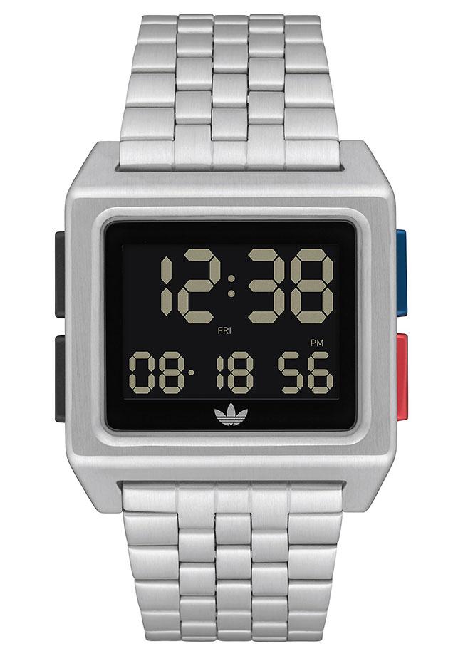 当店のお買い物マラソンはエントリーで更にポイント10倍!19日(土)1:59まで!アディダス 腕時計 メンズ レディース Archive_M1 Z012924-00 CJ6307 adidas 安心の国内正規品 代引手数料無料 送料無料 あす楽 即納可能