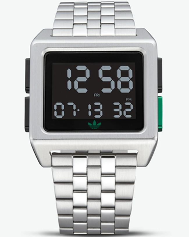 当店のお買い物マラソンはエントリーで更にポイント10倍!19日(土)1:59まで!アディダス 腕時計 メンズ レディース Archive_M1 Z013043-00 CK3106 adidas 安心の国内正規品 代引手数料無料 送料無料 あす楽 即納可能