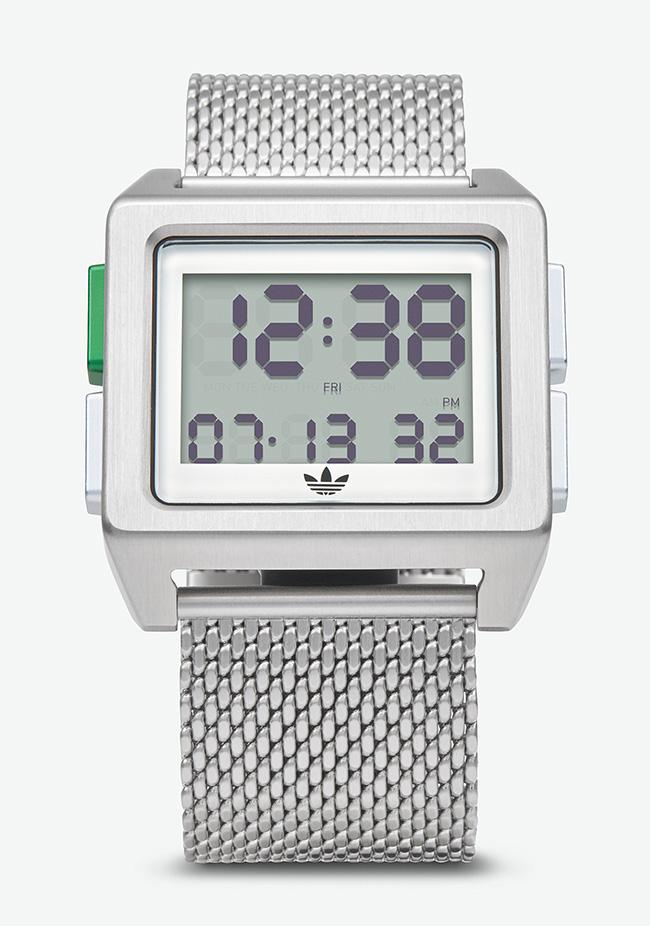 当店のお買い物マラソンはエントリーで更にポイント10倍!19日(土)1:59まで!アディダス 腕時計 メンズ レディース Archive_M1 z013244-00 CM1656 adidas 安心の国内正規品 代引手数料無料 送料無料 あす楽 即納可能